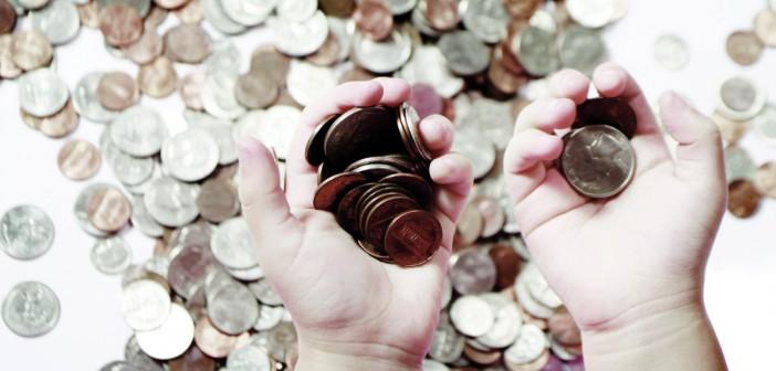 Zakgeld en meer financiële opvoeddilemma's.