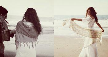 Mooie shawl voor mooie mama
