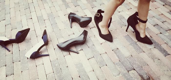hoge hakken high heels fashion woman
