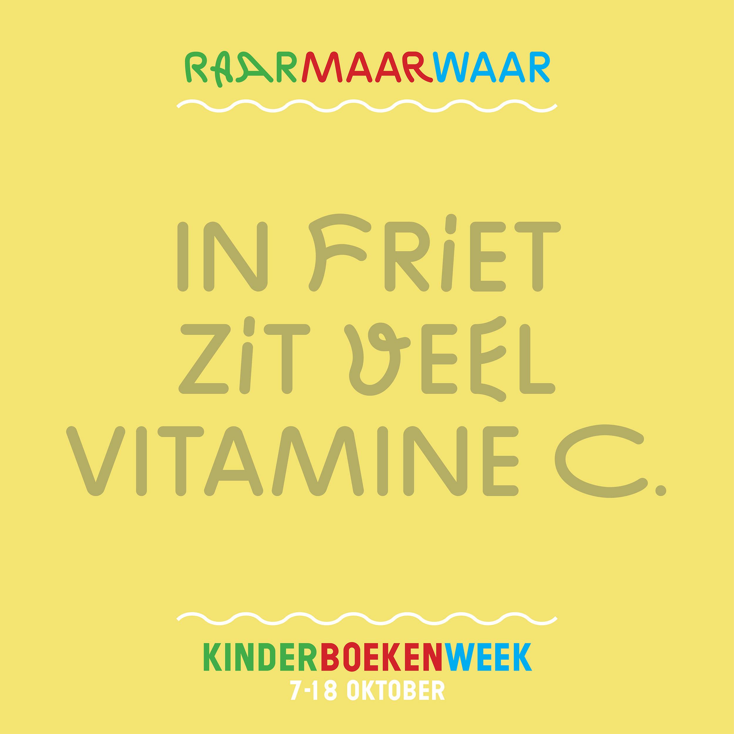 Kinderboekenweek 2015: Raar maar waar! - 4MamaMagazine