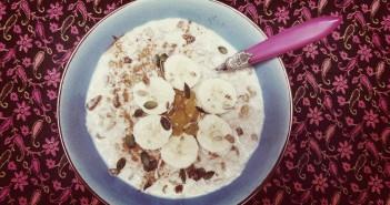 Een heerlijk voedzaam ontbijt: Havermout!