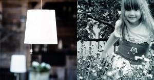 Lentetuin lampje
